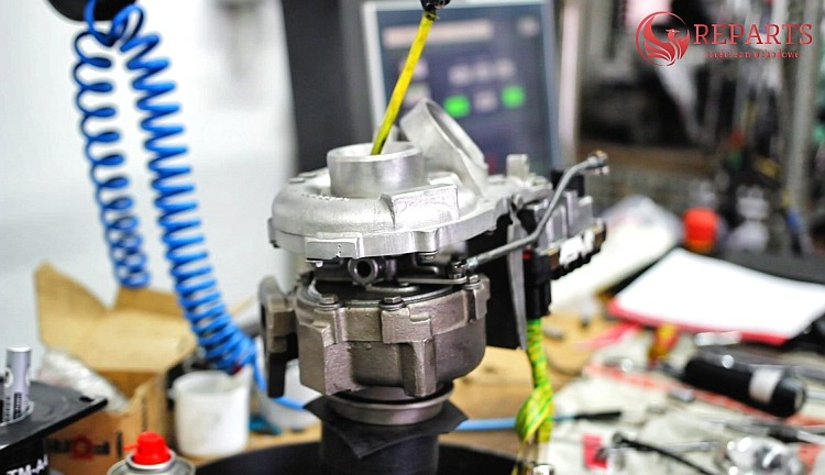 Regeneracja turbosprężarek Zielona Góra