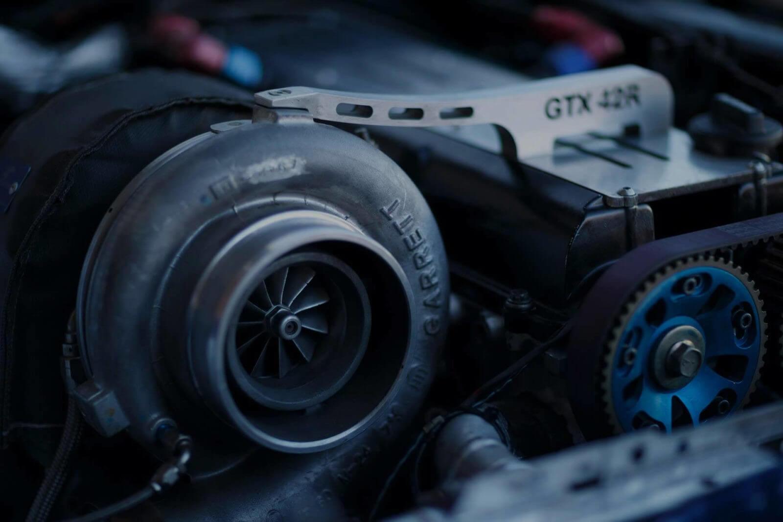 regenerowane turbosprezarki i sprzegla