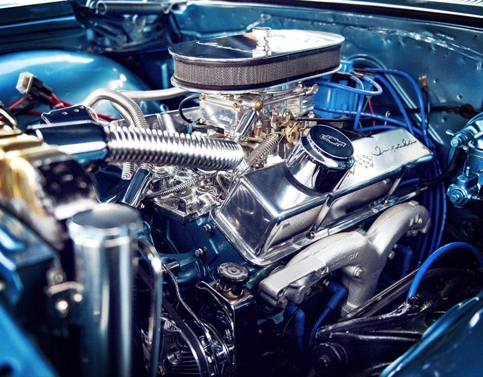 Budowa działanie wymagania projektowe turbosprężarki